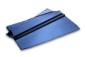 蓝色平板玻璃纸